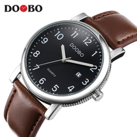 DOOBO Brand Fashion Men Sport Watches Men S Quartz Hour Date Clock Man Military Army Waterproof