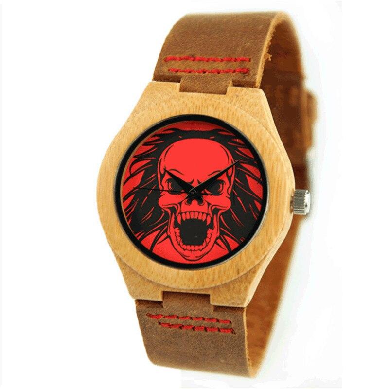 REDEAR1411 antique wood materials manufacturing men s font b watch b font quartz font b watch