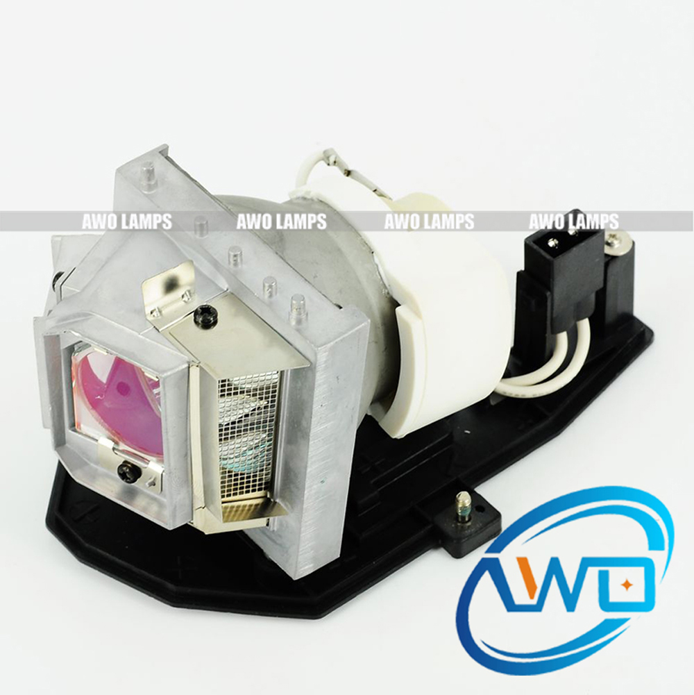 AWO New SP.8TU01GC01 / BL-FP240C Replacement Lamp with housing for OPTOMA X306ST W306ST Projectors Lamp Module original projector bulb bl fp240c for op toma w306st x306st