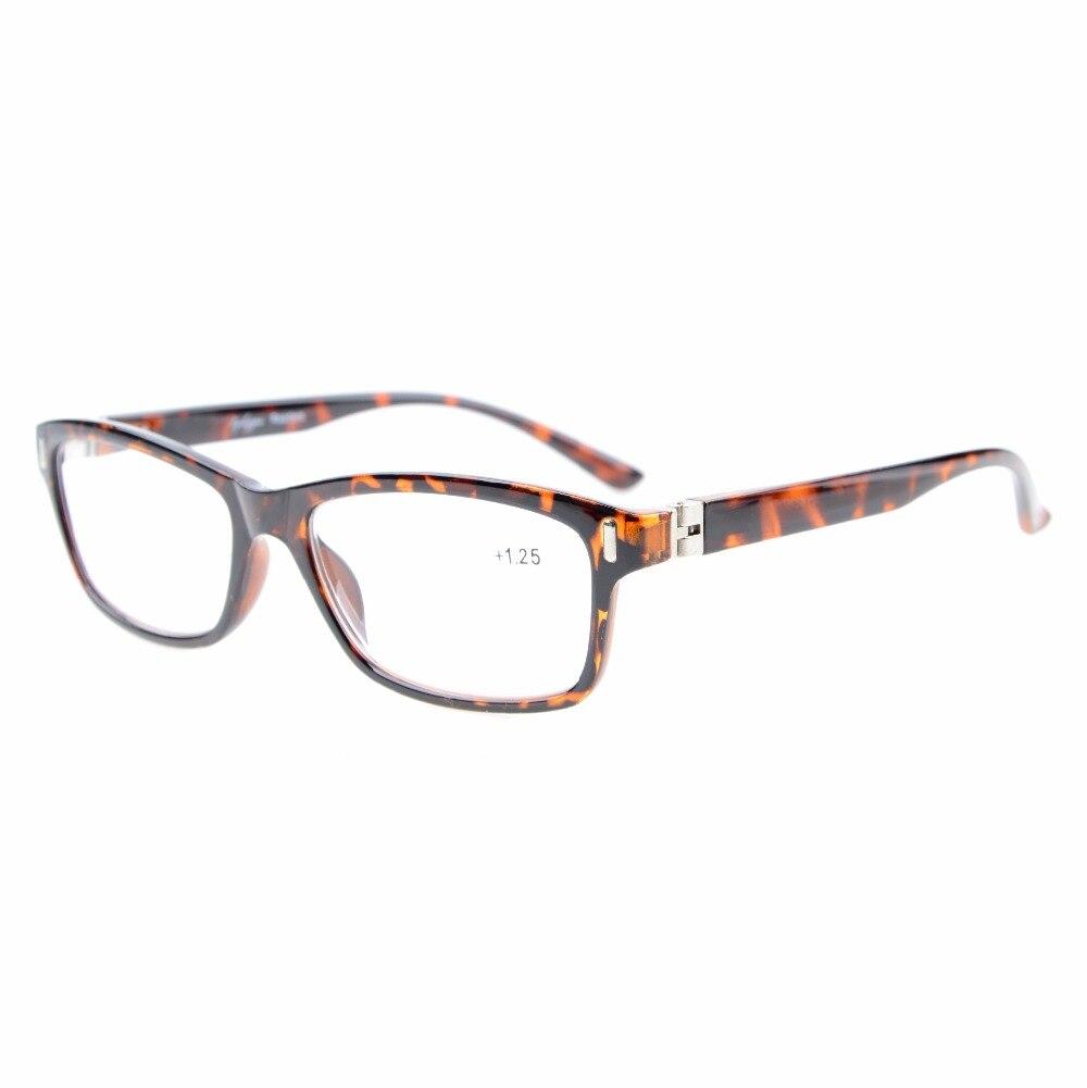 Eyekepper R119 Único de 180 Graus Dobradiças de Mola Das Mulheres Dos Homens  Óculos de Leitura + 0.00 ----- + 4.00 dd29baee35