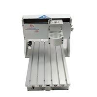 NOVO Kit Quadro Seção Engrossado Mini Madeira Fresagem CNC 3020 Máquina Router Torno Mais Estável Roteadores de madeira Ferramenta -