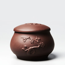 Two Styles Tea Storage Box Chinese Retro Hot Sale Candy Jars