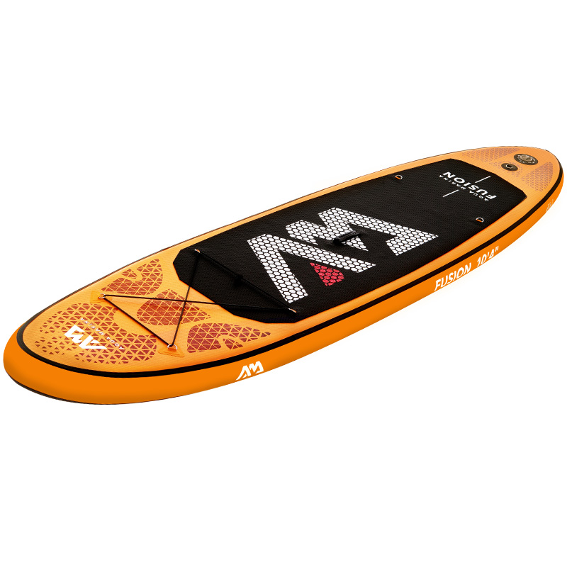 Image 5 - 315*75*15cm inflatable surfboard FUSION 2019 stand up paddle surfing board AQUA MARINA water sport sup board ISUP B01004-in Surfing from Sports & Entertainment