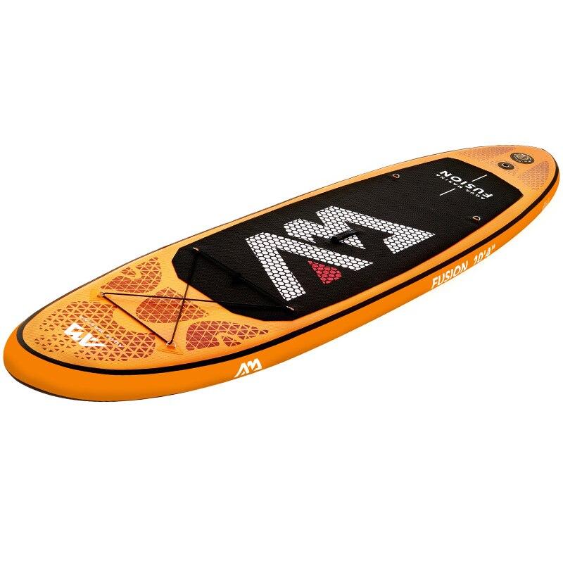Planche de surf gonflable 315*75*15 cm FUSION 2019 stand up paddle planche de surf AQUA MARINA planche de sport nautique ISUP B01004 - 5