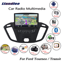 Liandlee For Ford Tourneo / Transit 2013~2017 Android Car Radio CD DVD Player GPS Navi Navigation Maps Camera OBD TV HD screen