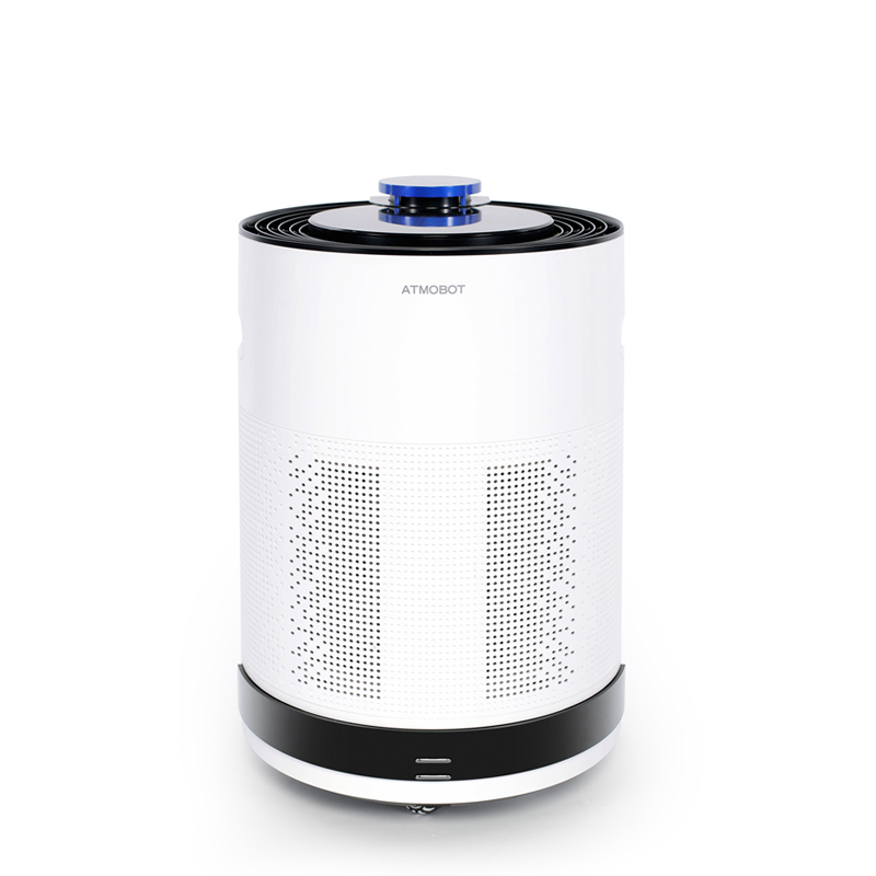 High Quality Intelligent Robot Removable Air Purifiers Automatic Household Oxygen Cleaner Formaldehyde Dust Removal Purifier household bedroom air purifier remove pm2 5 air refesher air cleaning oxygen bar formaldehyde removal ap gundam