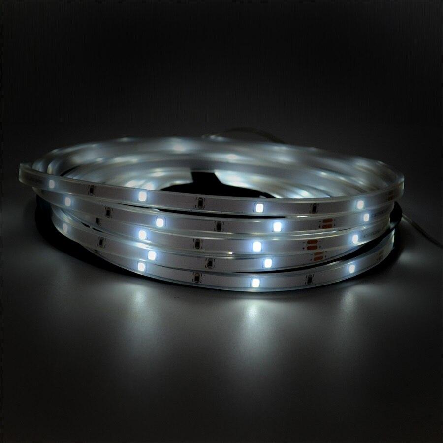 tira smd2835 fita de iluminação flexível 8