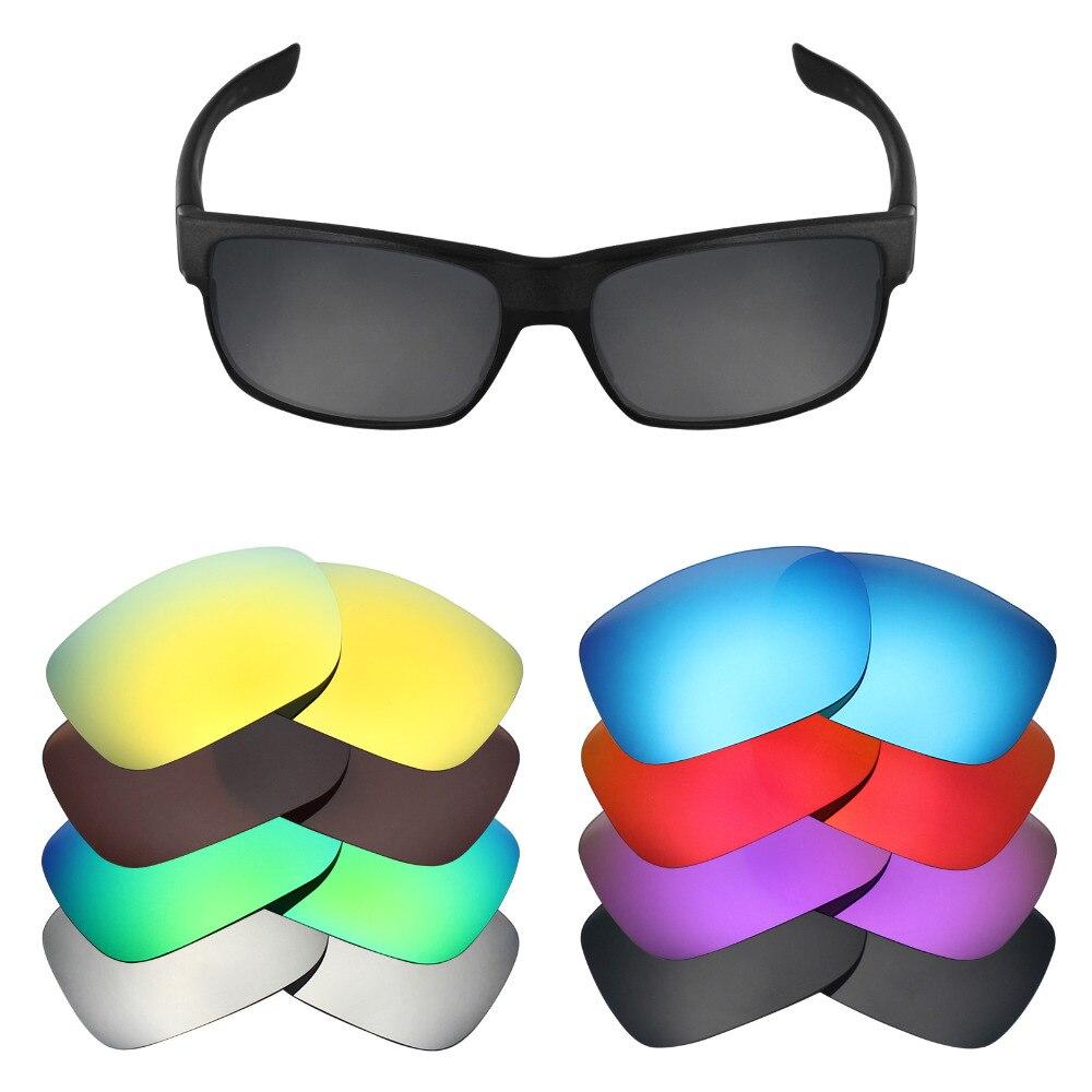 Mryok polarizado lentes de repuesto para Oakley TwoFace gafas de sol lentes  (lente única) 56a919cfa4
