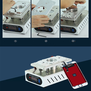Image 5 - Back Cover Separate Machine Broken Back Screen Glass Remover  For iPhone XS Max /XR/XS/ X/ 8G /8P Phone Repair Machine