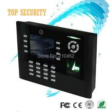 ZK 8000 capacidad de usuarios TCP/IP de huella digital atención del tiempo y control de acceso sistema de control de acceso de la puerta con la cámara iclock680
