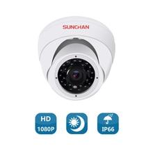 """SUNCHAN 1/3"""" Color CMOS Sensor AHDH 1080P AHD Camera CCTV IR Cut Filter Camera AHD 1080P Indoor Security Cameras"""