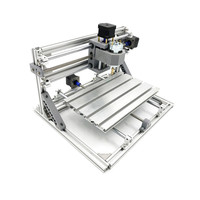 DANIU 1pc 3 AxIs 3018 Mini DIY CNC Router Standard Spindle Motor Wood Engraving Cutting Milling