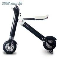 ら王折りたたみ電動スクーター36ボルト350ワット8.8Aサムスンバッテリーportablescooter電動二輪車電動自転車