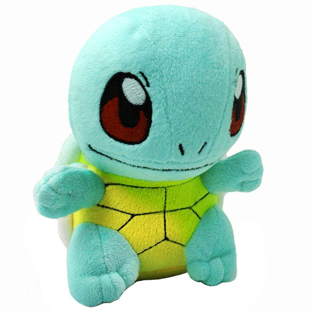 Pokemon Squirtle Zenigame Rare Soft Plush Toy Doll 6