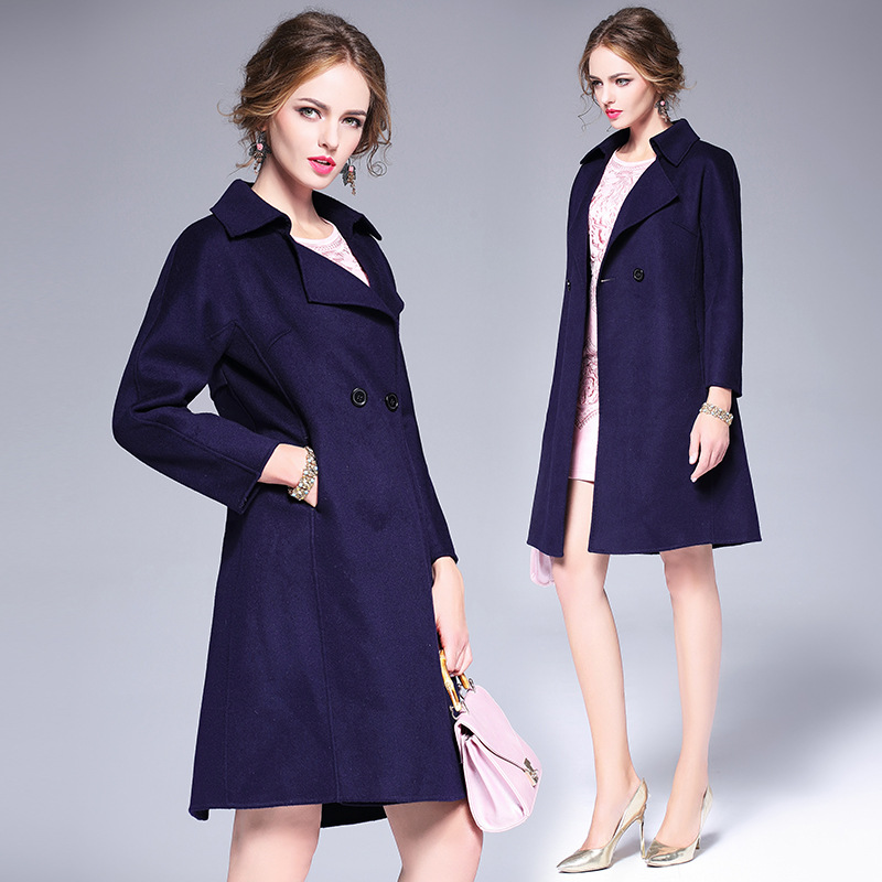 Online Buy Wholesale women&39s long wool winter coats from China