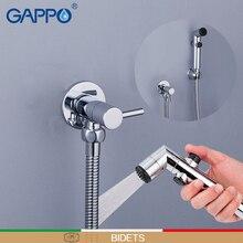 GAPPO bide müslüman duş tuvalet bide musluk bide taşınabilir yıkama musluk bataryası duvara monte püskürtücü musluk
