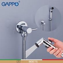 GAPPO bidet musulmano doccia wc bidet rubinetto bidet lavatrice portatile miscelatore rubinetto montaggio a parete spruzzatore rubinetto
