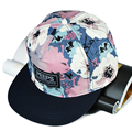 Retro Unisex Ink Painting Hip Hop Hat Dancer Snapback Adjustable Baseball Cap
