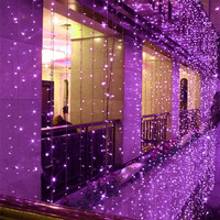 10x5m 1600 leds LED Landscape String Lighting New Year Christma sChandelier Garland Garden Holiday Wedding Luminaria decoration