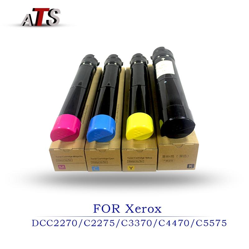 1PCS Office Electronics Printer supplies Toner Cartridge Photocopier For DCC2270 DCC2275 DCC3370 DCC4470 DCC5575 Copier Parts