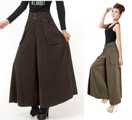 tall wide leg pants - Pi Pants