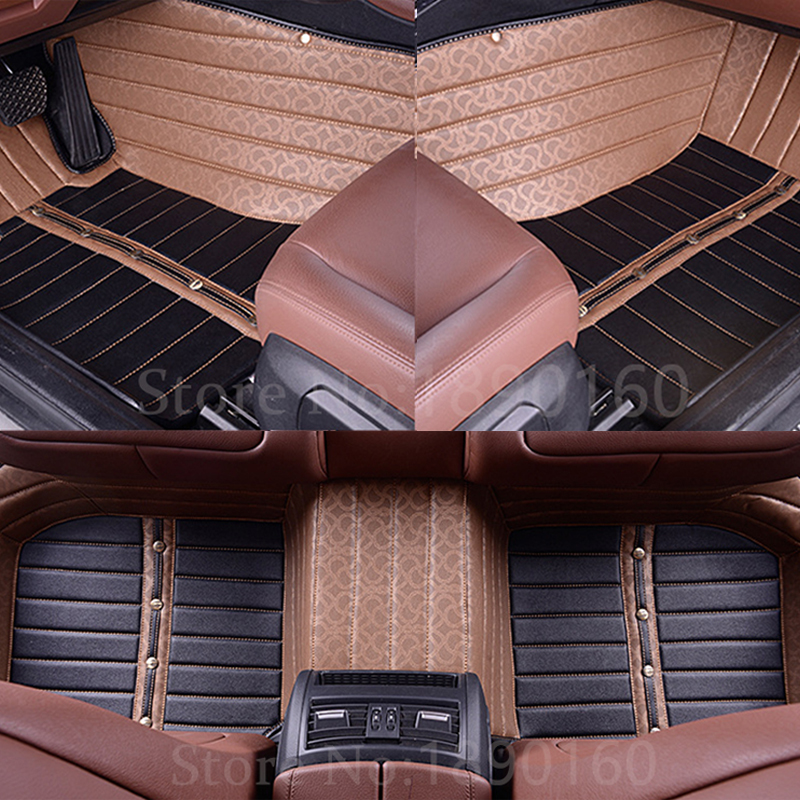 Custom Car Floor Mats For Bmw All Models E30 E34 E36 E39