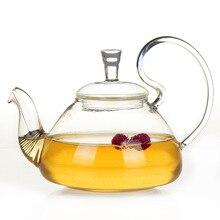 700CC Glas Teekanne Chinesischen Kung Fu Teekanne mit Infuser hitzebeständige Wasserkocher Drink