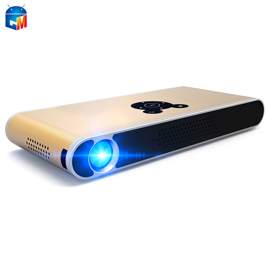 New products led 300lumens android projector projection for Small projector for phone