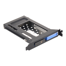 Uneatop ST8210LPCI 2.5 inch SATA HDD/SSD inside Aluminum Cell Rack for PCI mounting