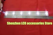 11 جزء/الوحدة ل هايسنس 50 بوصة 50K20JD LED قطاع 6LED 56 سنتيمتر LED الخلفية SVH500A22_REV05_6LED_131113 56 سنتيمتر 100% جديد