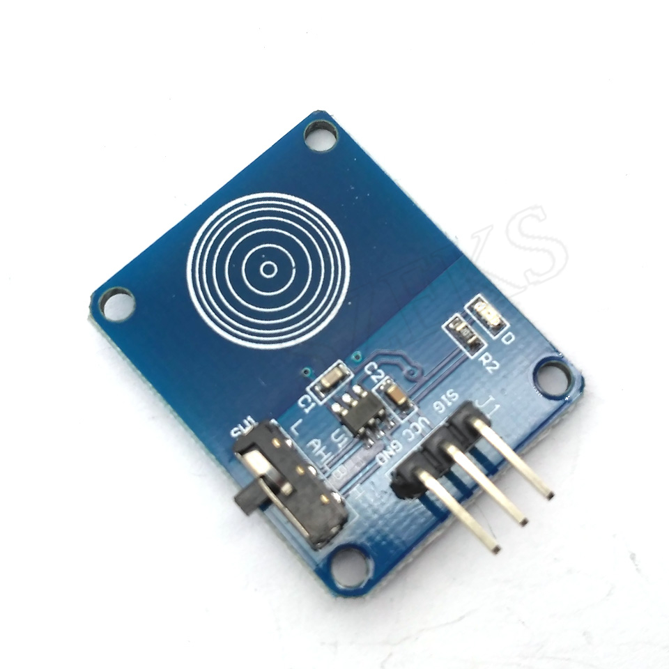 TTP223 TTP223B Module Jog Digital Touch Sensor Capacitive Touch Touch Switch Modules Accessories For Uno