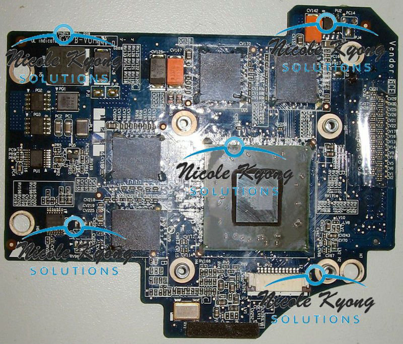 100% Working    LS-3481P HD2600 256M K000056390 K000051970 K000047450 VGA Video Card For Toshiba A200 A205 A215 S205 A300 A305