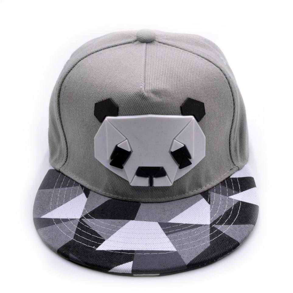 8403d6e2f47 2018 Stylish Women s Men Sports Baseball Panda Cap hats Snapback Golf ball  daily sport Hip Hop Hat 3 colors F65-in Baseball Caps from Apparel  Accessories on ...
