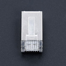Kit RJ45 Plugs Connectors Set Network 1.03mm 23AWG Accessories Jacks Wall Plates Replacement