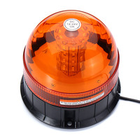 NEW 8W 5730 40 LED Emergency Vehicle Flash Stobe Rotating Beacon Warning Light Traffic Light Roadway Safety