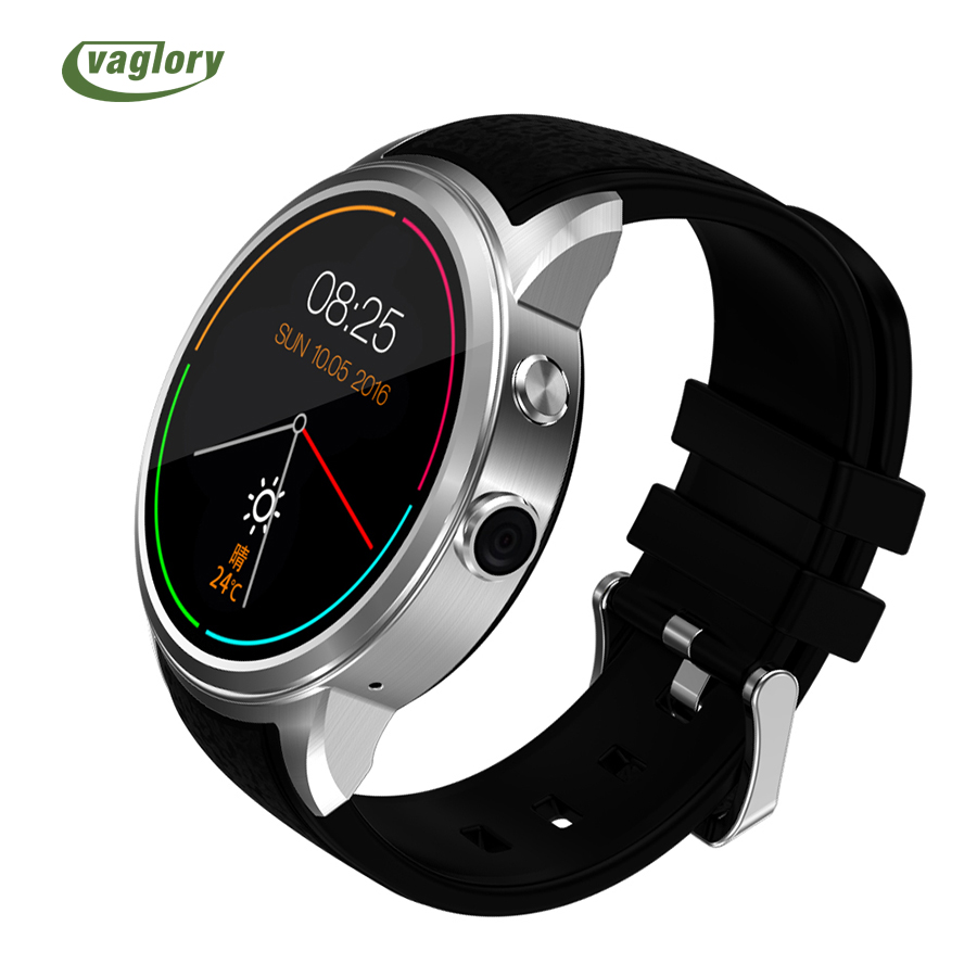 PY200 Smart Watch Android 5 1 MTK6580 Quad Core 8G ROM Smartwatch Clock Heart Rate Monitor