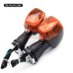 Lampa kierunkowskazów przednich kierunkowskazów dla KAWASAKI ZX 6R ZX 6RR ZX 7 ZX 7R ZX 7RR ZX 9R ZX 12R akcesoria motocyklowe NINJA -