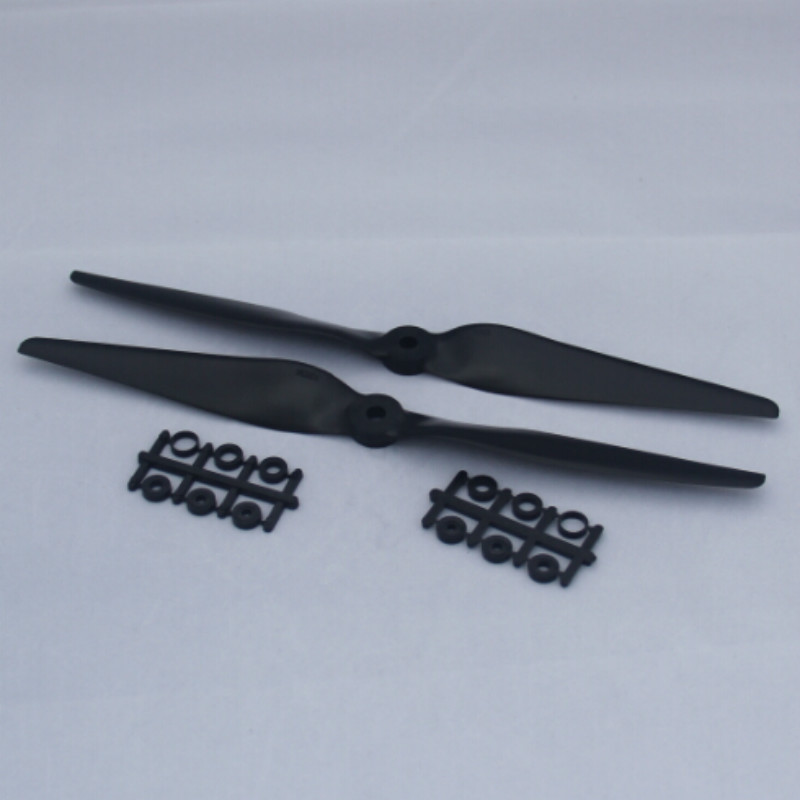 2Pair/4PCS Gemfan 1050 CW/CCW Propeller Graupner For RC Multirotor RC Helicopter Multi Rotor UFO FPV Copter Plastic Props gemfan 9045 nylon propeller cw ccw for rc mini multirotor 1 pair