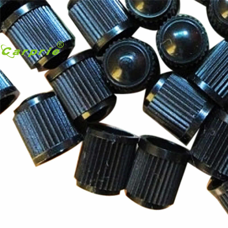 AUTO 100PCS HR168 Tubeless Tyre Wheel Stem Air Valve Caps Car Tire Valve Caps Auto Truck Bike MTB Dust Dustproof Caps feb24