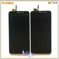 SYRINX Phone Front Glass Touch Screen Panel LCD Display For Cubot Note S power LCD Display Touch Screen Digitizer Assembly