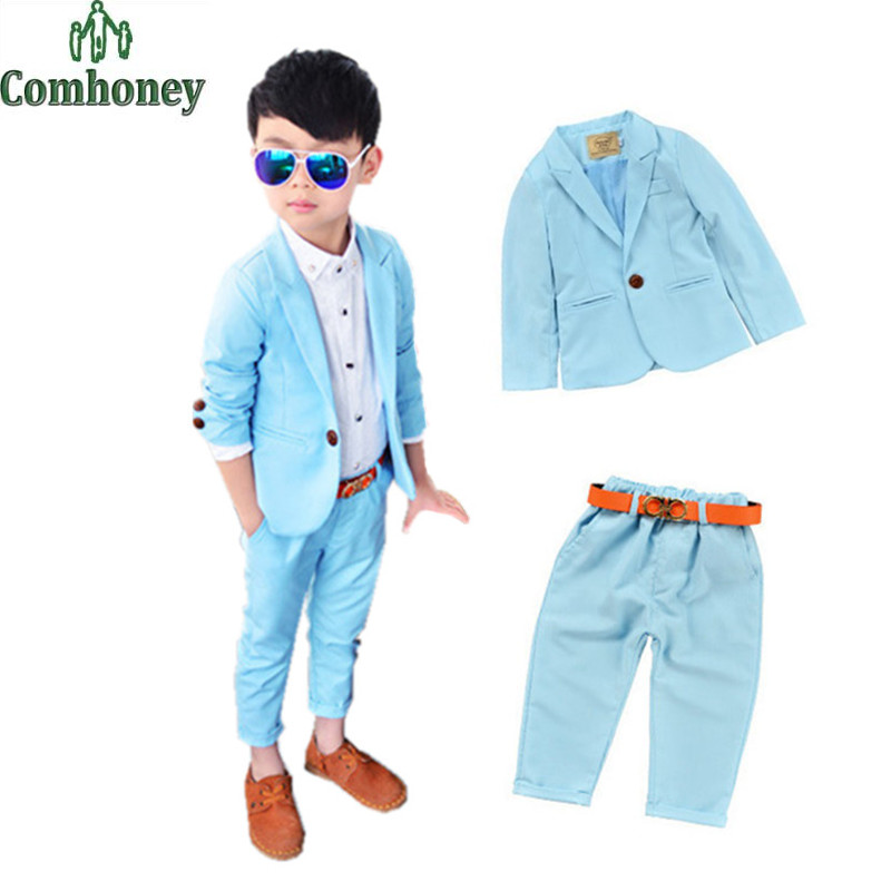 Aliexpress Buy Toddler Boys Blazer Set Wedding