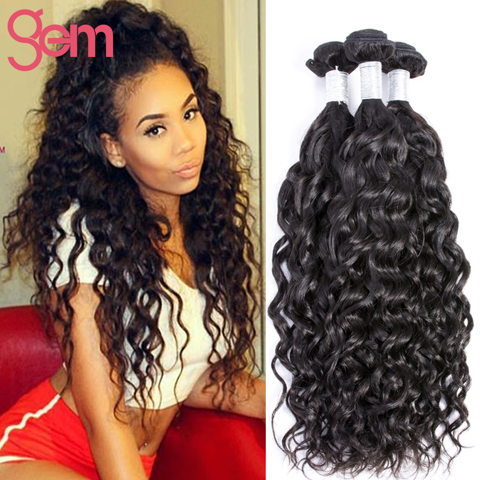 Cheap Brazilian Wavy Weave Styling Hair Extensions