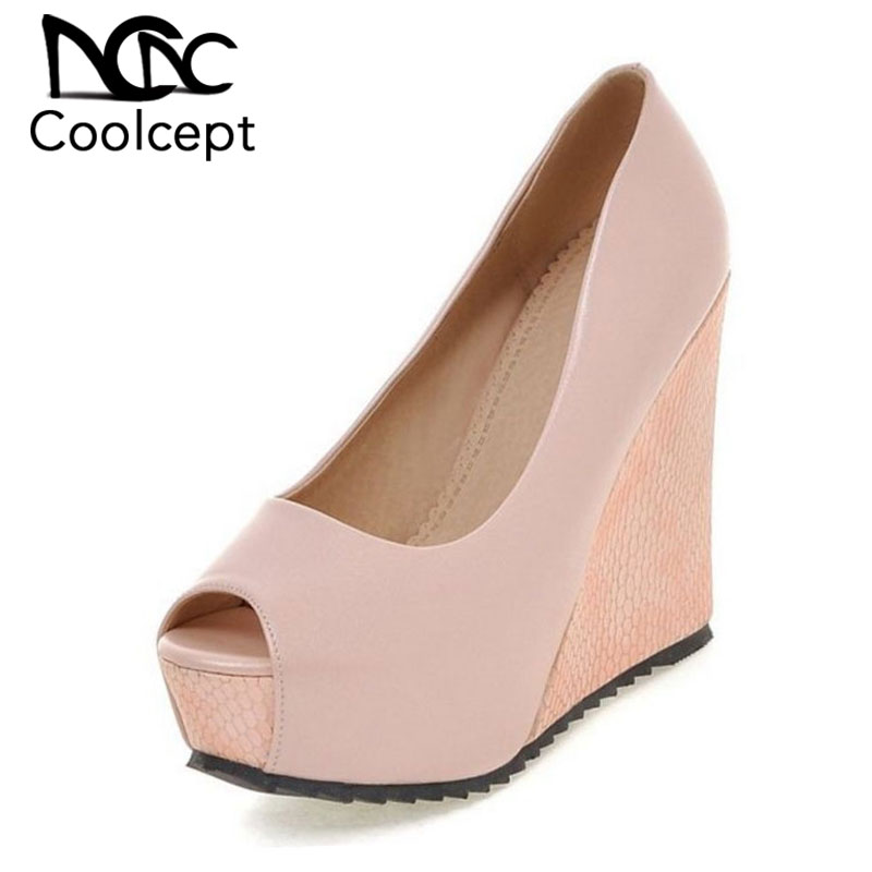 Size 33 41 Y Women High Wedges Shoes