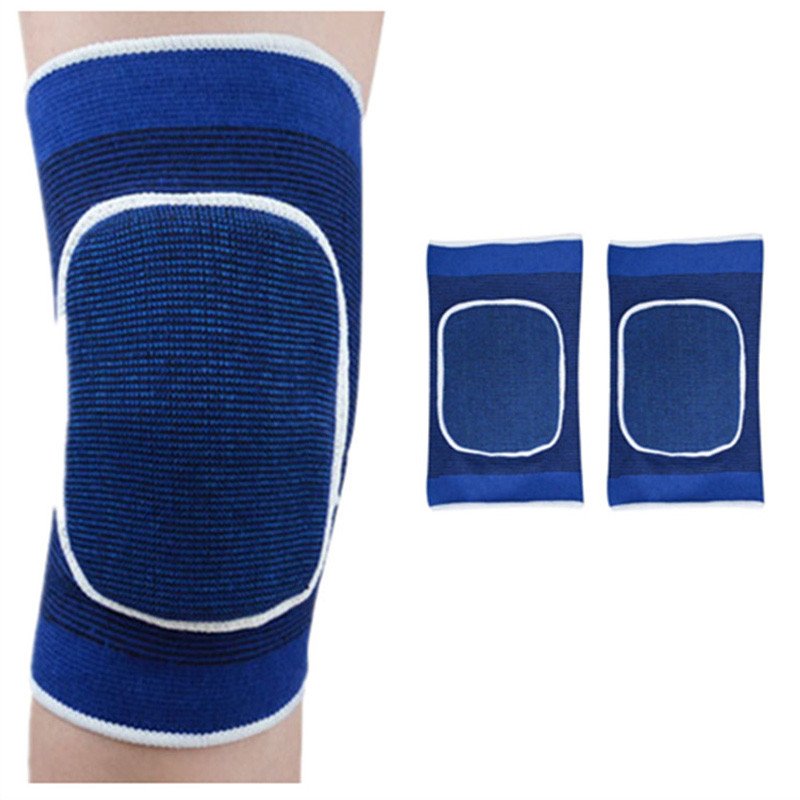 2a6592ebf581c 1 Pair Knee Sports Safety Protector Gym Knee Protector Brace for Training  Outdoor Sport Dancing Flexible Knee Pads