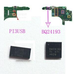Image 1 - Pi3usb bq24193 ficha ic para nintendo switch, gerenciamento de bateria, original