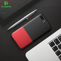 Hard Plastic Case For IPhone 7 7 Plus Cover Luxury Ultra Thin Double Color Phone Cover