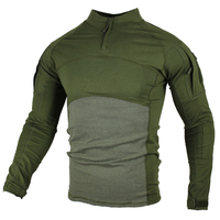 Military Army T Shirt Men Long Sleeve Camouflage Tactical Shirt Hunt Combat Soldier Field T shirts Outwear