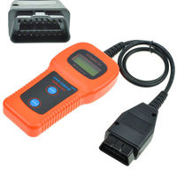 U480 OBDII Scanner For General Fault Diagnosis Instrument Of Automobile Tester Tool Equipment ELM327