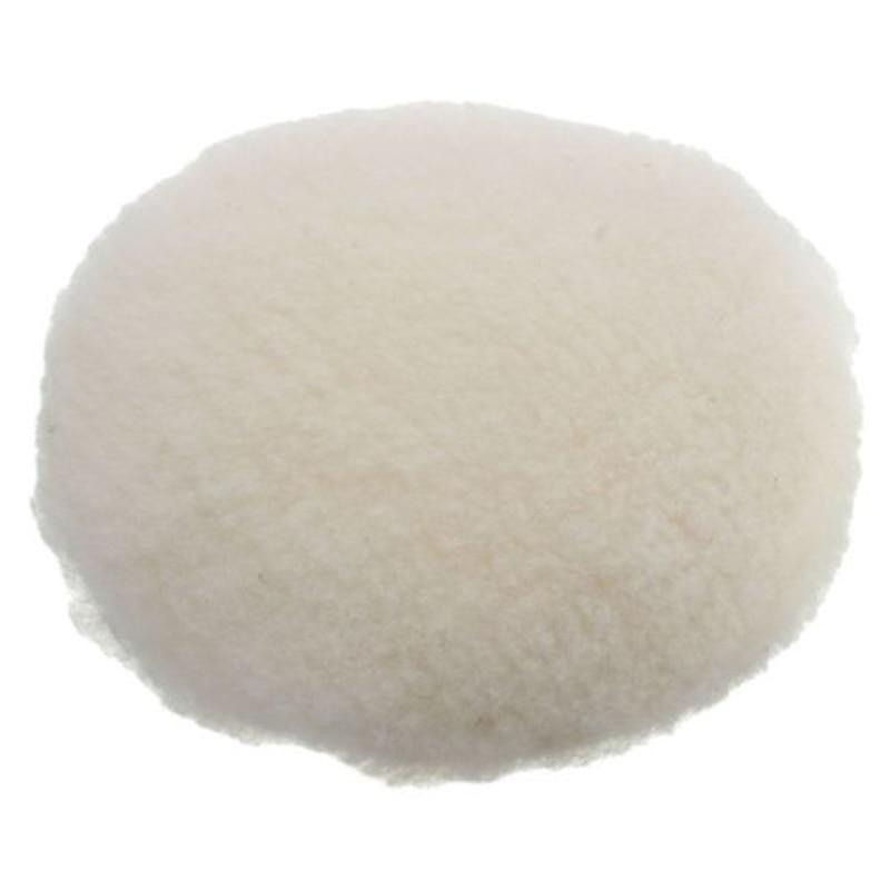 3/5/7/9inch Soft Wool Car Detailing Polishing Buffer Polisher Bonnet Pad