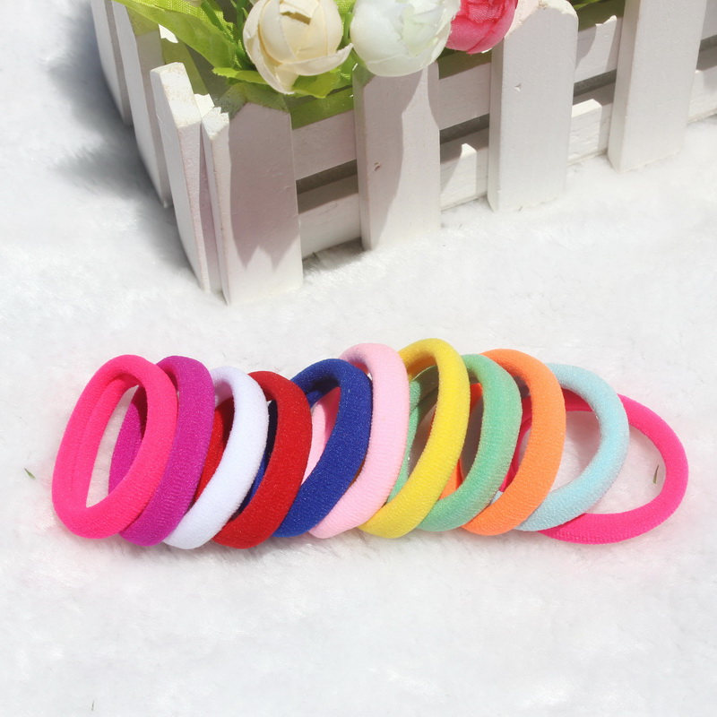 100pcs women headbands Hair Holders High Quality Rubber Bands lady Hair Elastics Accessories Girl Gum girl Headwear halloween party zombie skull skeleton hand bone claw hairpin punk hair clip for women girl hair accessories headwear 1 pcs